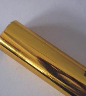 【丝印工艺】烫金工艺是什么?