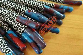 「液体丝印硅胶」SOLLYD品牌鞋带浸胶